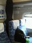 新幹線 車内